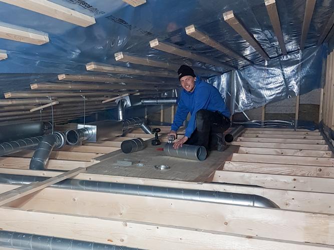 För bra ventilation och frisk luft i Tanum och Strömstad